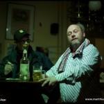 Matthias van den Berg | Schauspieler | Durst Theaternacht |2011 |Kneipe bei mir